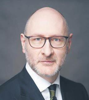 Krzysztof Nowakowski, dyrektor zarządzający Korn Ferry  fot. mat. prasowe