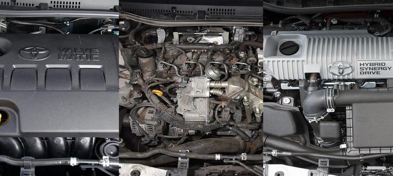 Porównujemy polecane wersje Aurisa: benzyniaka 1.6, diesla 1.4 i hybrydę.