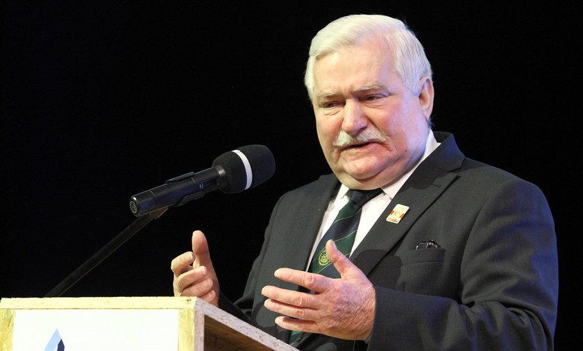 Wałęsa obejrzał teczkę Bolka. Co powiedział?