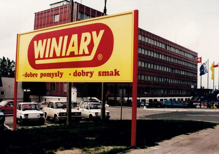 Nestle, Winiary