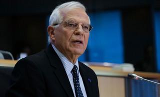 Szef dyplomacji UE wyraża poparcie dla Polski, Litwy i Łotwy w związku z presją migracyjną z Białorusi