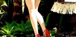 Cudownie seksowne nogi. Czyje?