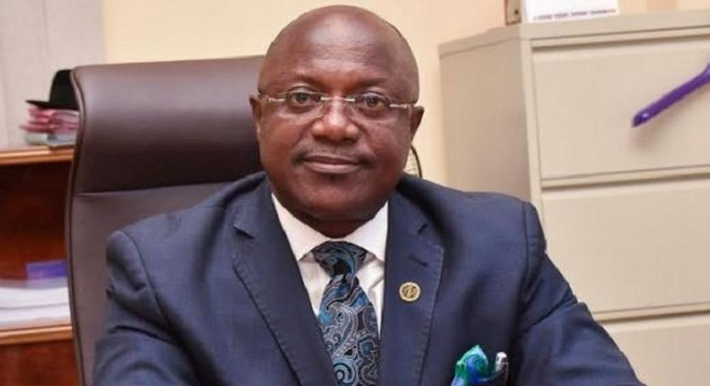 NIA Boss Prof. Kenneth Attafuah