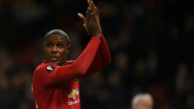 Odion Ighalo is on the verge of joining a club in Saudi Arabia
