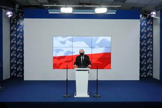 Kongres PiS: Delegaci rozpoczęli głosowania. Kaczyński jedynym kandydatem