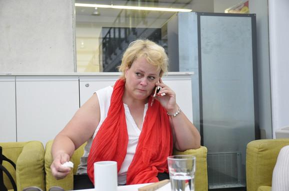 Majka Sare Vidak, Olivera Vidak - Kovačević