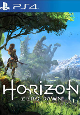 Okładka: Horizon: Zero Dawn