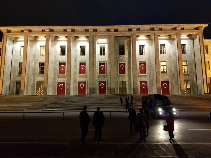Ankara, Reportaža, Poslanici, MHP, Erhan usta, Parlament, Turska, Zgrada, Renoviranje
