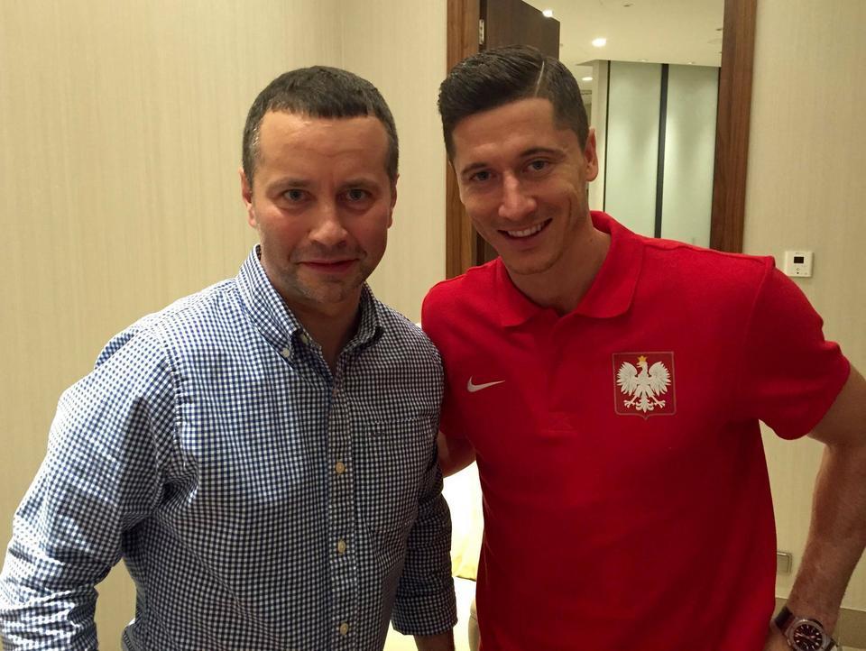 światowej Sławy Fryzjer Czesze Polskich Piłkarzy