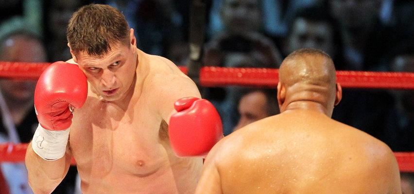 Andrzej Gołota w MMA - to byłaby sensacja. Co na to były bokser? Krótka odpowiedź