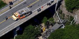 Autokar spadł do rzeki. Nie żyje kilkadziesiąt osób!