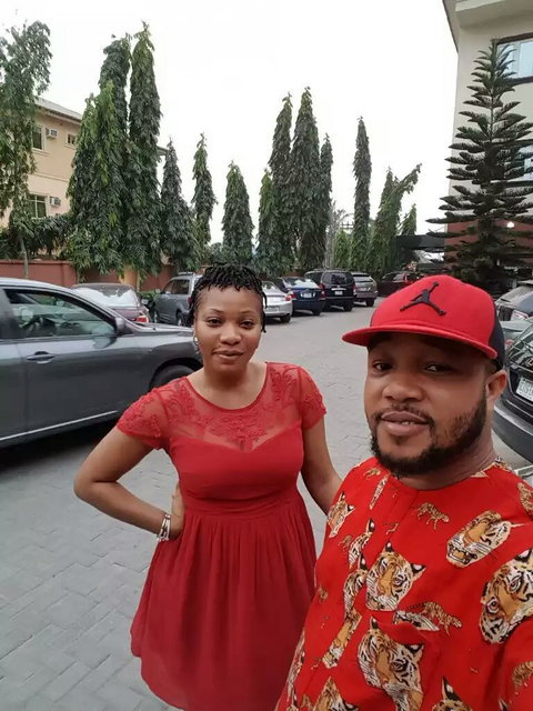 She went on to debunk the claims that her marriage was on the brink of collapse and that it would be difficult for anyone to break up her union. [KemiFilani]