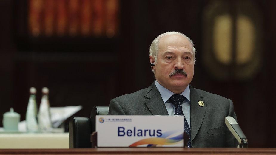Aleksander Łukaszenko (zdjęcie z 2017 r.)