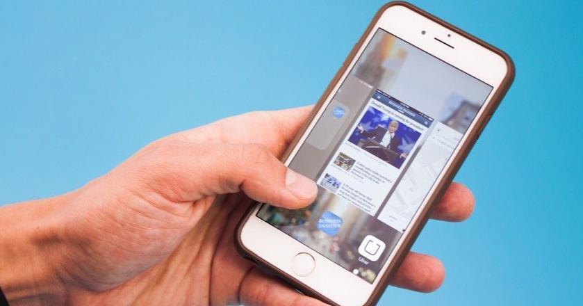 Okazuje się, że zamykanie aplikacji w iPhone'a obniża czas działanoa baterii