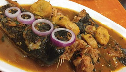 Catfish and plantain peppersoup [Cookpad]
