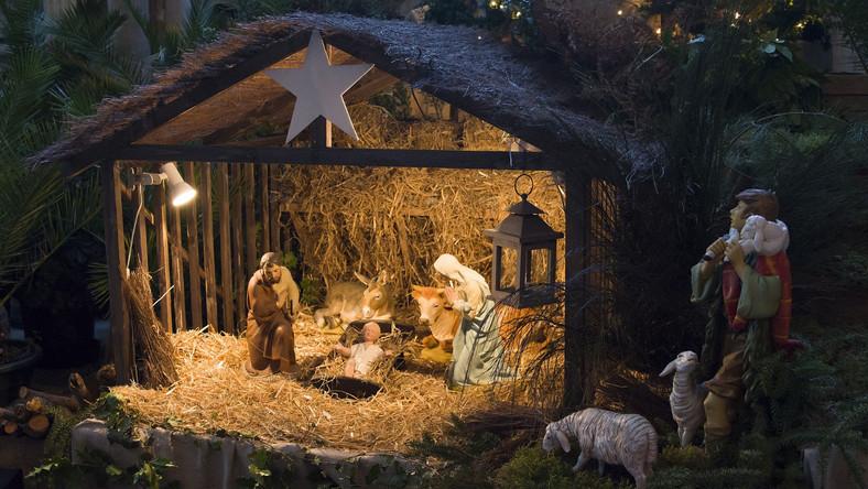 Szopka bożonarodzeniowa
