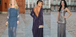 Najpiękniejsze suknie na Wiktorach