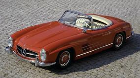 Mercedes-Benz 300 SL Roadster skończył 60 lat