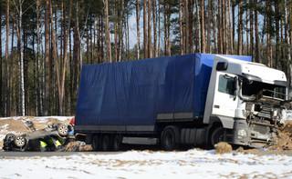 Wypadek samochodowy w Pawłowie- zginęło 5 osób, 4 są ranne