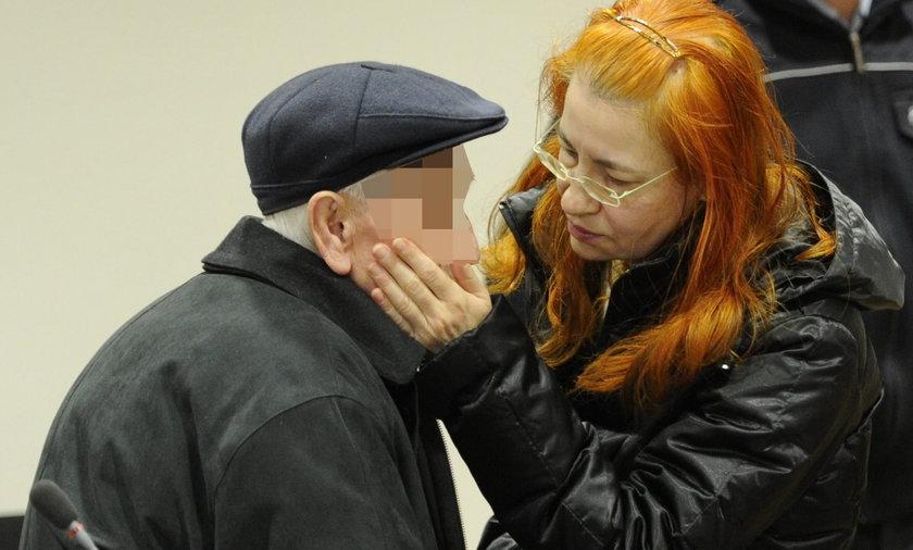 Heinz F. (85) zabił żonę