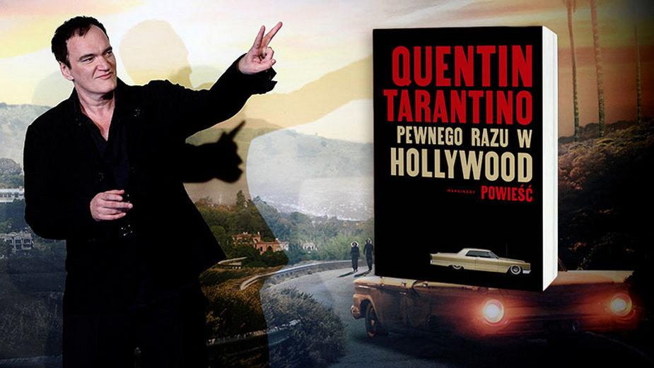 Quentin Tarantino - Pewnego razu w Hollywood