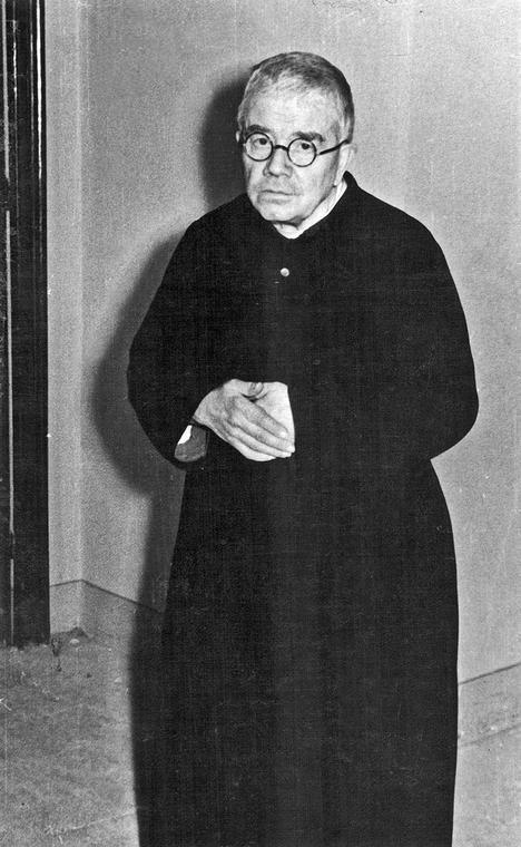 Młody ks. Dolindo Ruotolo