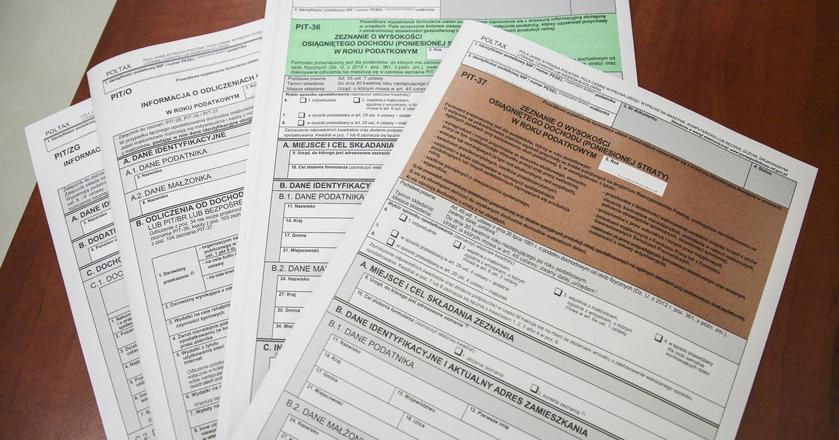 Czynny żal pomaga podatnikom, którzy składają zeznanie PIT po terminie