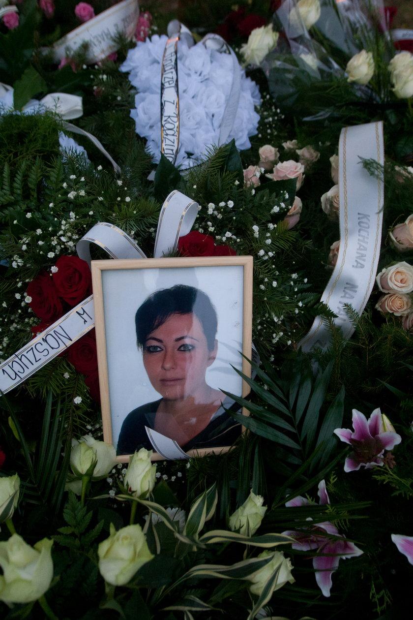 Pogrzeb ofiary pijaka