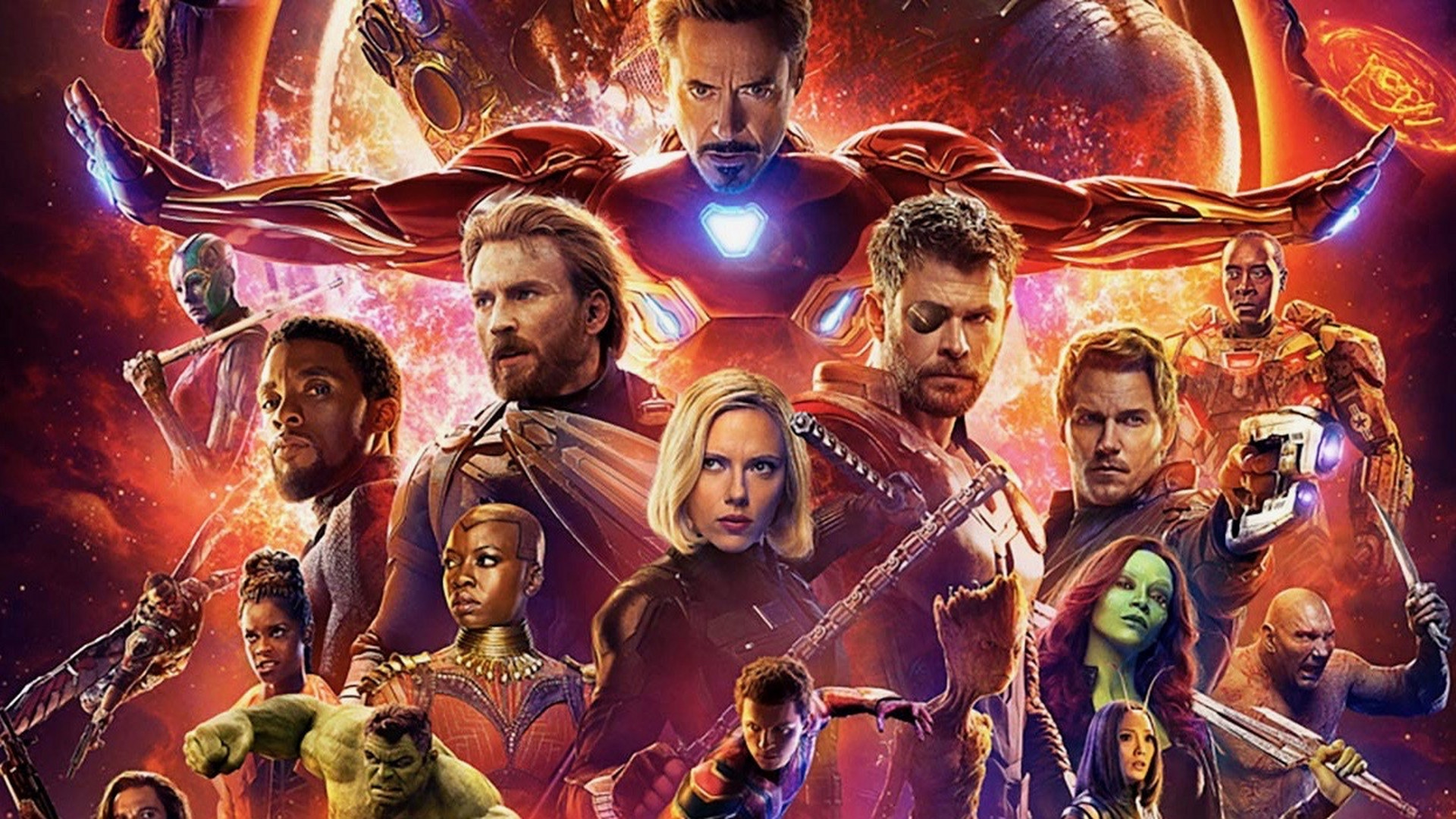 Marvel Superhelden