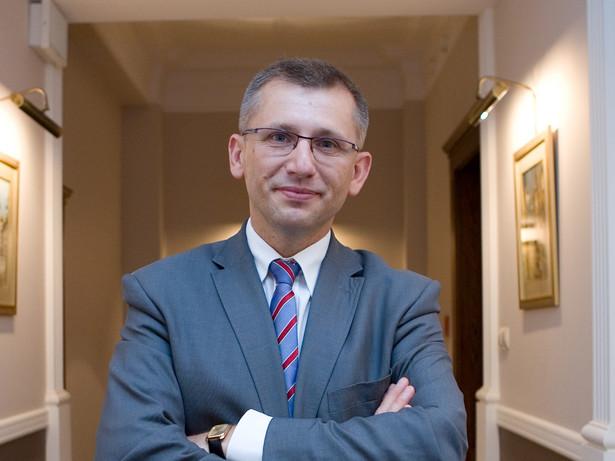 Krzysztof Kwiatkowski. Fot. Wojtek Górski