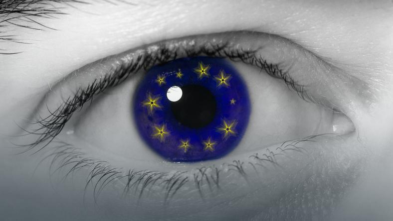 UE, euro, Unia Europejska