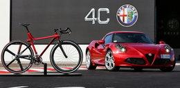 Ferrari wśród rowerów! Zobacz niezwykłe jednoślady