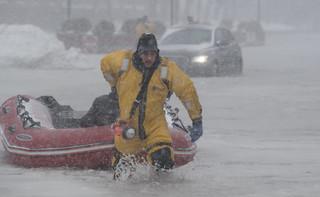 USA: Rekordowo niskie temperatury