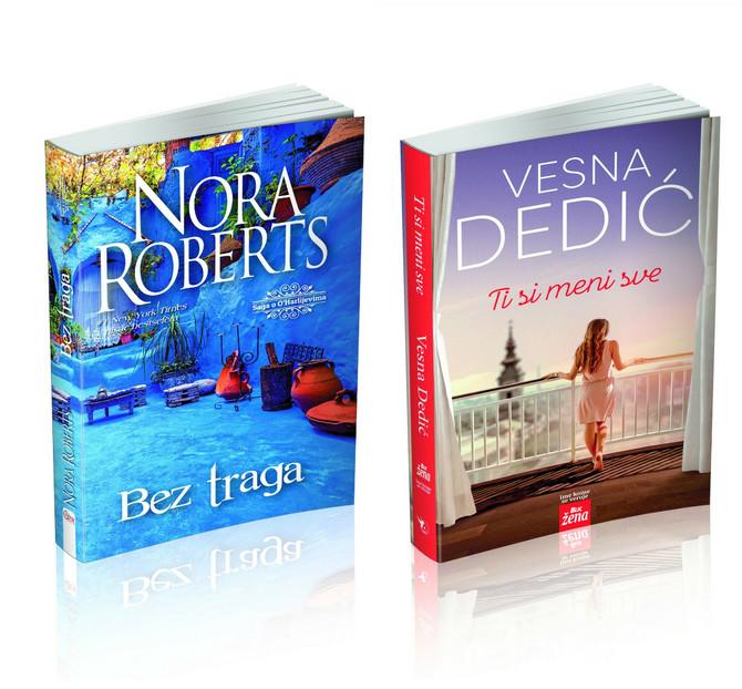 """Samo uz novu """"Blic ženu"""" dve sjajne knjige!"""