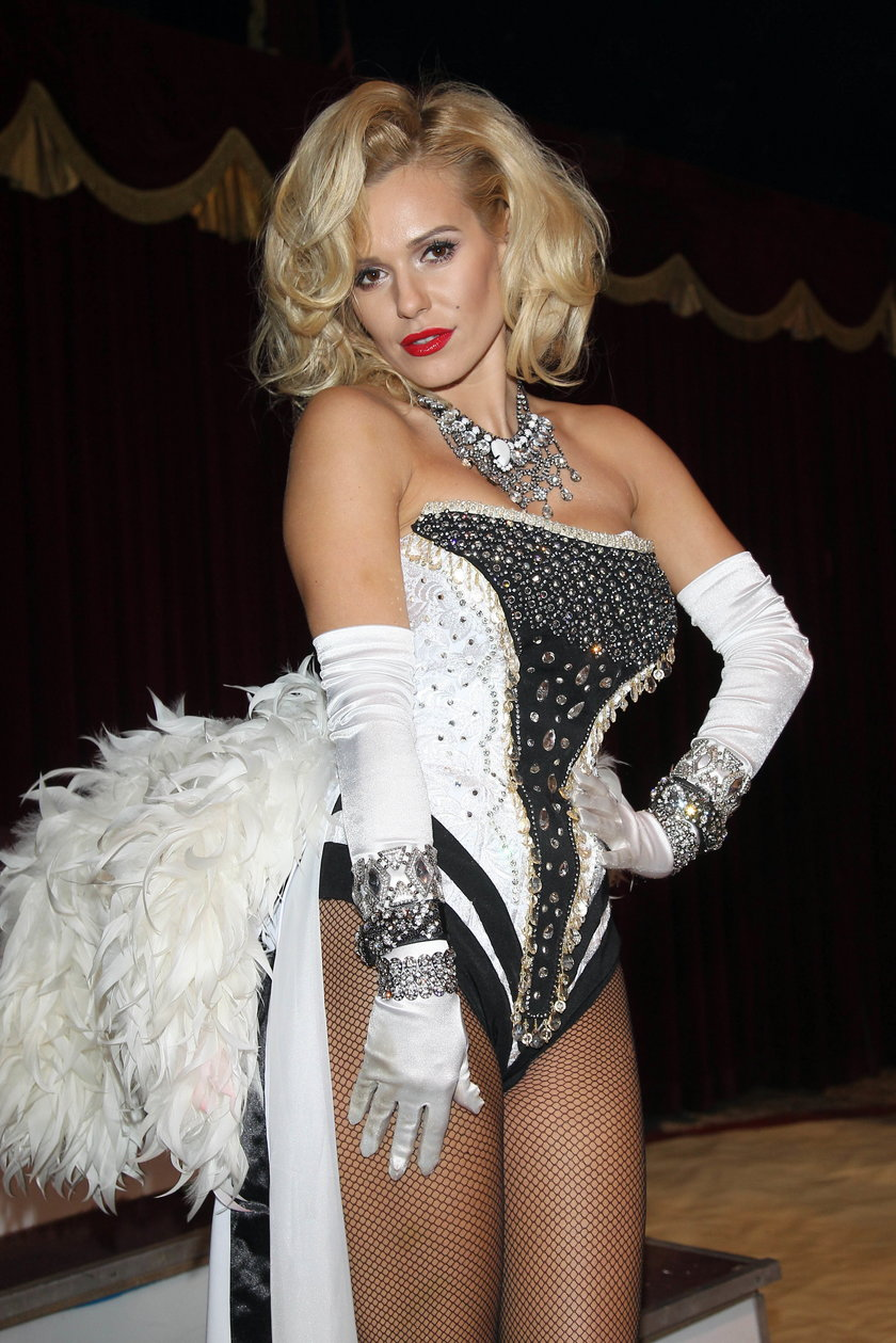 Doda a la Marilyn Monroe
