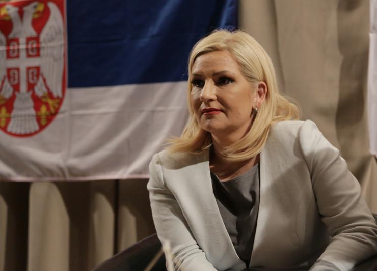 Zorana Mihajlović bor foto promo