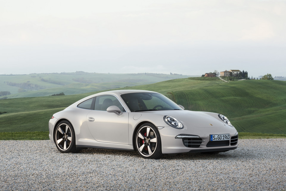Porsche 911 50th. Anniversary Edition