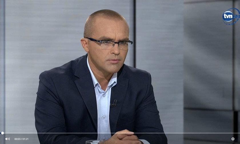 Jakub Banaś, syn Mariana Banasia i doradca społeczny prezesa NIK.