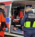 Zapłakana 29-latka po rozmowie ze strażniczką poprosiła o pomoc. Kobieta była w zaawansowanej ciąży
