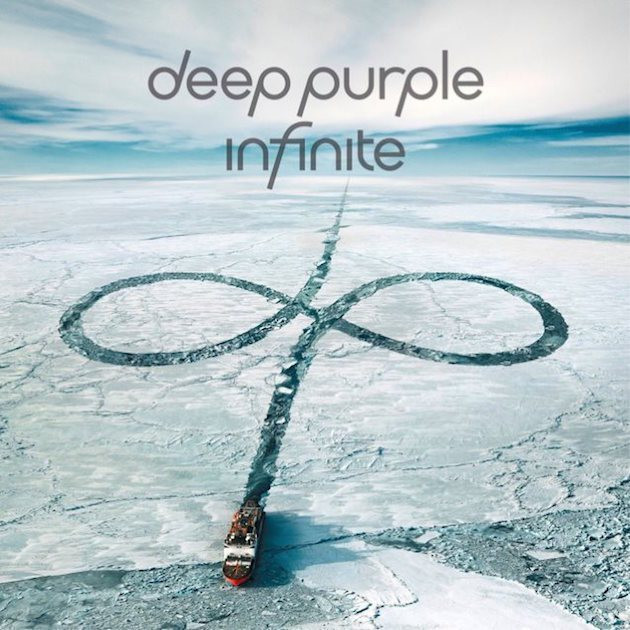 "Deep Purple - ""Infinite"", 8,5"