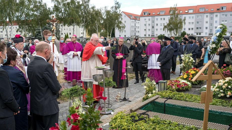 Pogrzeb ks. Georga Ratzingera