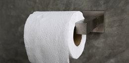 Papier toaletowy może zamaskować objawy raka!