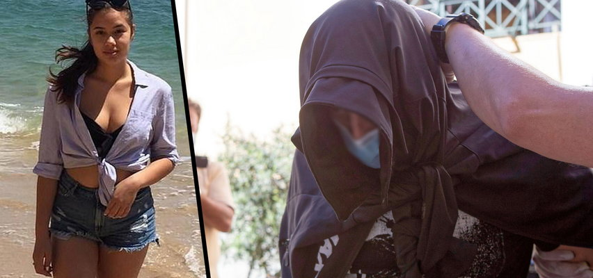 Oto podejrzany o zabicie matki na oczach córki w Atenach. To 43-letni Gruzin