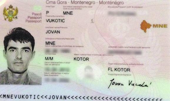 Vukotićev pasoš