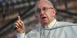 Papież: Człowiek stał się chciwy i żarłoczny