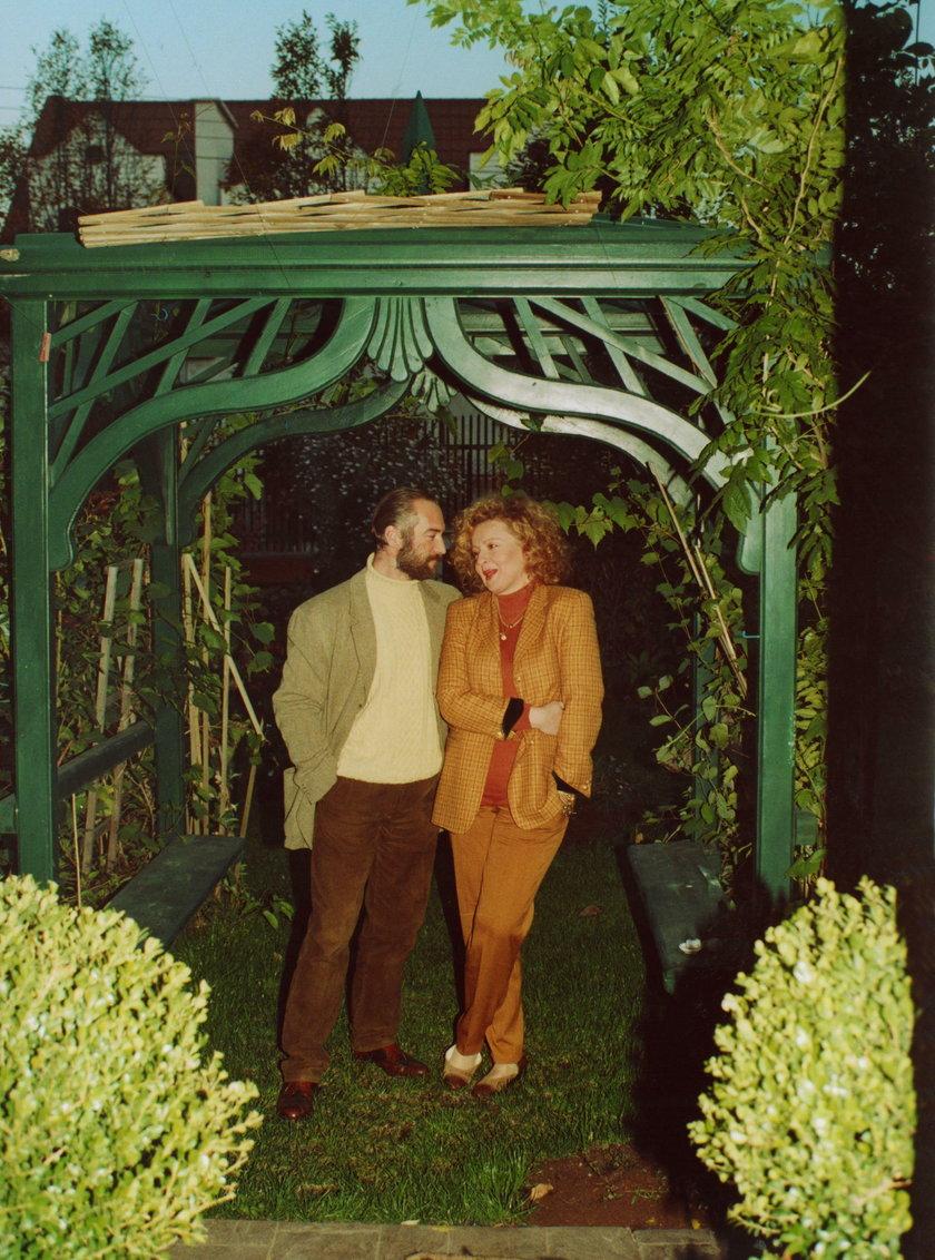 Piotr Gessler i Magda Gessler
