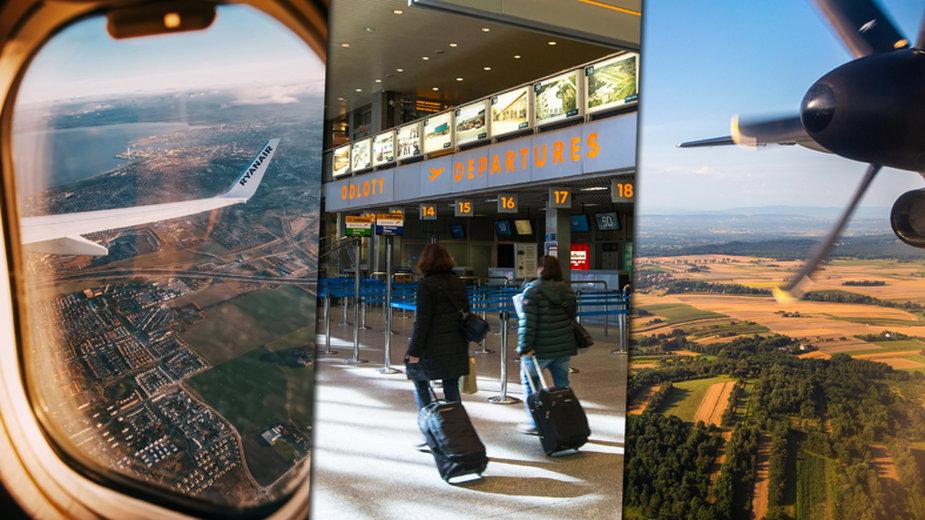Czy podróże krajowe samolotem mają sens?