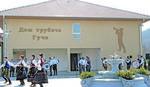 TRUBAČI NEĆE VIŠE SPAVATI U ŠKOLI Učesnici Dragačevskog sabora dobili svoj dom u Guči