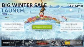 GOG.com - ruszyła zimowa wyprzedaż