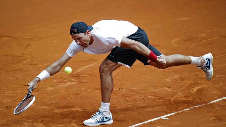 Kubot odpadł z turnieju ATP w Madrycie